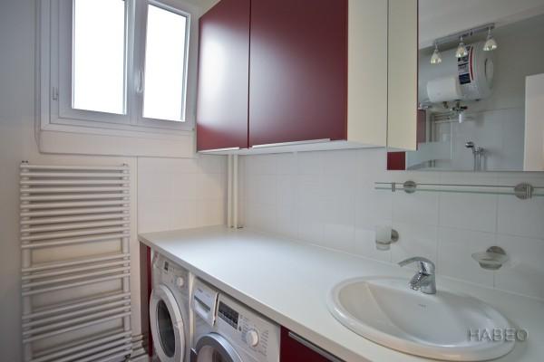 location temporaire t2 meubl auteuil paris 16e habeo. Black Bedroom Furniture Sets. Home Design Ideas
