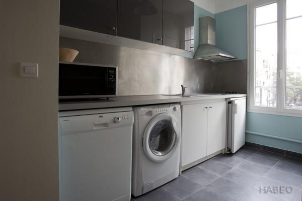 location temporaire studio auteuil paris 16e habeo. Black Bedroom Furniture Sets. Home Design Ideas
