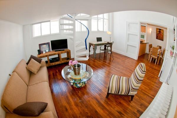 location temporaire t2 meubl montparnasse paris 14e habeo. Black Bedroom Furniture Sets. Home Design Ideas