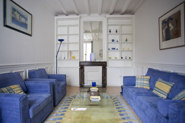 location temporaire t2 meubl la muette paris 16e habeo. Black Bedroom Furniture Sets. Home Design Ideas