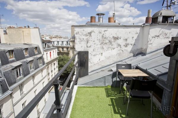 location temporaire t2 meubl au sentier paris 2e habeo. Black Bedroom Furniture Sets. Home Design Ideas